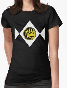 Mighty Morphin Power Rangers Blue Ranger 2 Womens Fitted T-Shirt