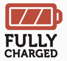 Fully Charged by artpolitic