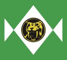 Mighty Morphin Power Rangers Yellow Ranger 2 Kids Tee