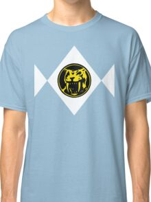 Mighty Morphin Power Rangers Yellow Ranger 2 Classic T-Shirt