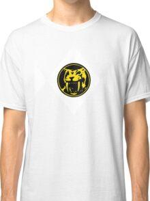 Mighty Morphin Power Rangers Yellow Ranger 2 Classic T-Shirt