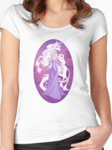 The Last Unicorn in the World Women's Fitted Scoop T-Shirt