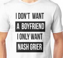 NASH GRIER MAGCON Unisex T-Shirt