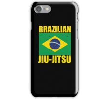 Brazilian Jiu-Jitsu (BJJ) iPhone Case/Skin