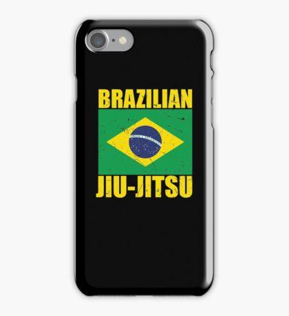 Brazilian Jiu-Jitsu (BJJ) iPhone Case/Skin