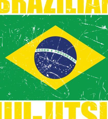 Brazilian Jiu-Jitsu (BJJ) Sticker