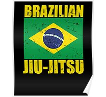 Brazilian Jiu-Jitsu (BJJ) Poster