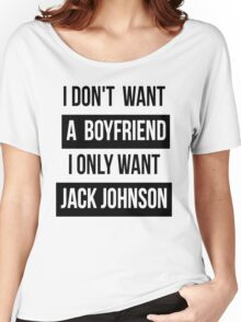 JACK JOHNSON MAGCON Women's Relaxed Fit T-Shirt