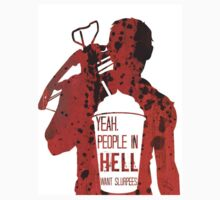 People In Hell Want Slurpees - Daryl Dixon by Dezi-Hutchinson