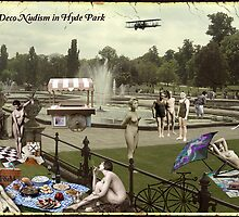 Art Déco Nudism in Hyde Park by PrivateVices