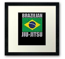 Brazilian Jiu Jitsu (BJJ) Framed Print