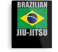 Brazilian Jiu Jitsu (BJJ) Metal Print