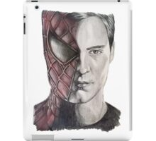 Spiderman/Peter Parker iPad Case/Skin
