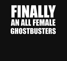 All Female Ghostbusters Womens Fitted T-Shirt