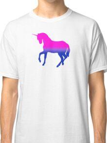 LGBT Bisexual Unicorn Classic T-Shirt