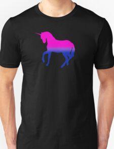 LGBT Bisexual Unicorn Unisex T-Shirt