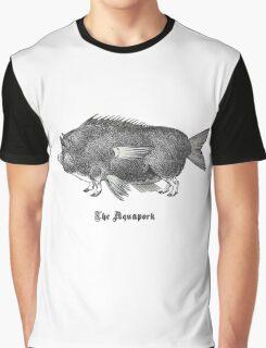 The Aquapork Graphic T-Shirt