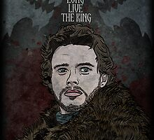Long Live The King by Steven Thornton