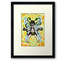 Combat Fairies: Enora Framed Print