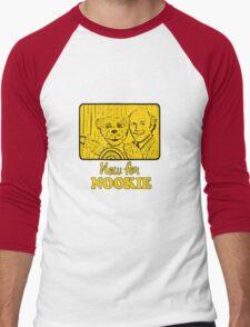 Now For Nookie Men's Baseball ¾ T-Shirt