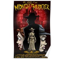 The Case of the Midnight Murderer: Scenes in Red Poster