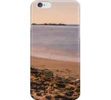 Whispers on the seashore iPhone Case/Skin