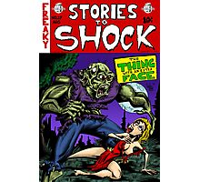 Stories To Shock Photographic Print
