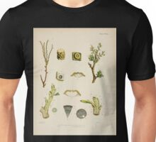 The botany of the Antarctic voyage of H M  discovery ships Erebus and Terror in the Years 1839 1843 Joseph Dalton Hooker V1 103 Unisex T-Shirt