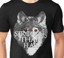u2 stronger than fear Unisex T-Shirt