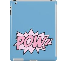 POW iPad Case/Skin