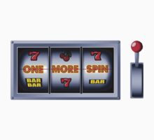 Casino Addict by WHYSUCHASCENE
