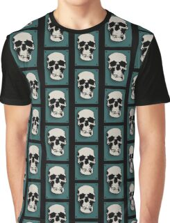 Skull - Sherlock Graphic T-Shirt