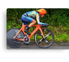 Cycling Olympics Canvas Print