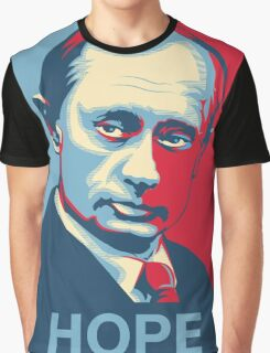 Putin Hope Graphic T-Shirt