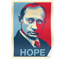 Putin Hope Poster