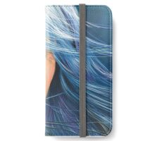 Blue Elf iPhone Wallet/Case/Skin