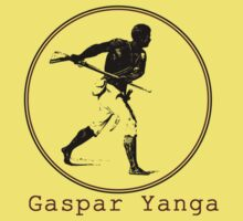 Gaspar Yanga, Mexican National Hero by Daniel Gallegos