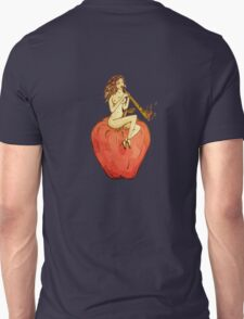 Sailor Jerry Pin-up Snake Charmer Unisex T-Shirt