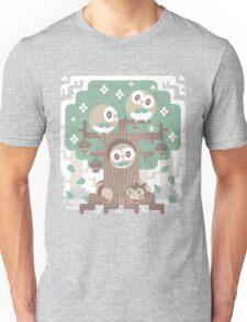 Wood Owl Woods Unisex T-Shirt