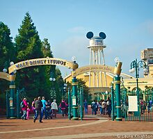 The Walt Disney Studios by ThatDisneyLover
