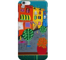 View in the morning iPhone Case/Skin