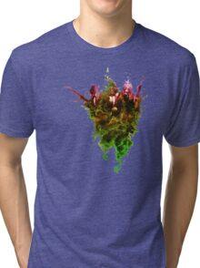 Inhale Thy Colour Tri-blend T-Shirt