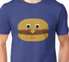 Cute Hamburger Unisex T-Shirt