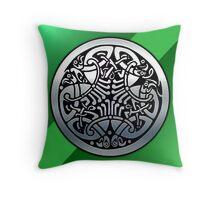Celtic Cross Throw Pillows Throw Pillow