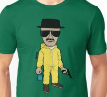 Breaking Bad Heisenberg Head Unisex T-Shirt