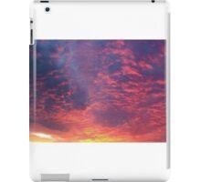 Sunset Panorama iPad Case/Skin