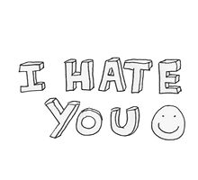 i hate you by alexlidster