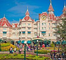 The Disneyland Hotel by ThatDisneyLover