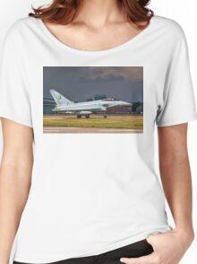 Eurofighter Typhoon FGR.4 ZJ920/QO-A Women's Relaxed Fit T-Shirt