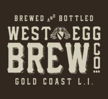 West Egg Brewery by LicensedThreads